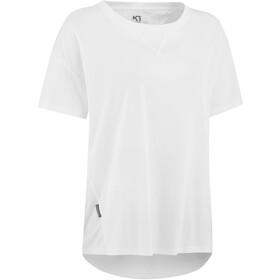 Kari Traa Kine T-Shirt Femme, bwhite